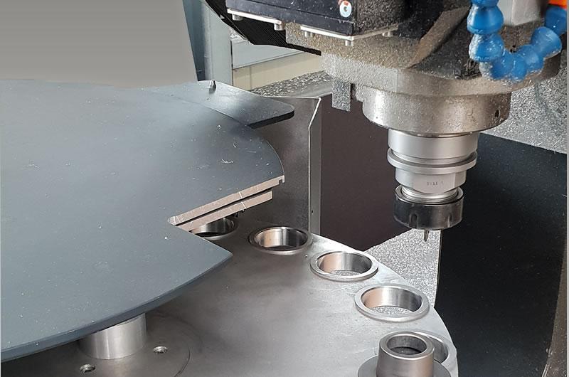 Harmuth Frästechnik Profi CNC Fräsmaschinen Ausstattung 15